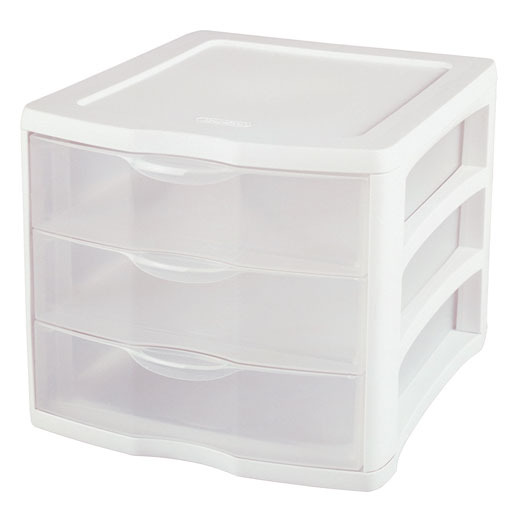 Storage Drawers & Carts