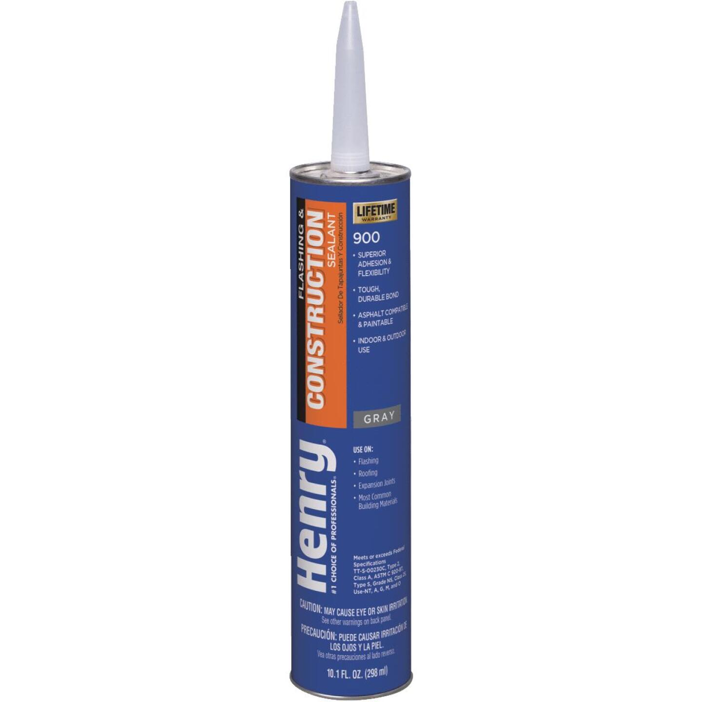Henry 10.1 Oz. Construction & Flashing Sealant Image 1