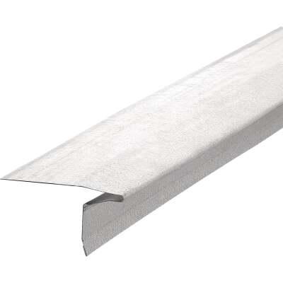 NorWesco D Galvanized Steel Roof & Drip Edge Flashing