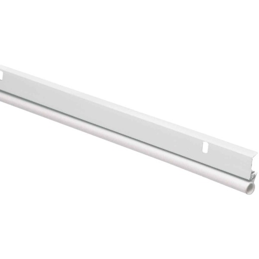 Do it White 3/4 In. x 7 Ft. Nail-on Door Weatherstrip Set