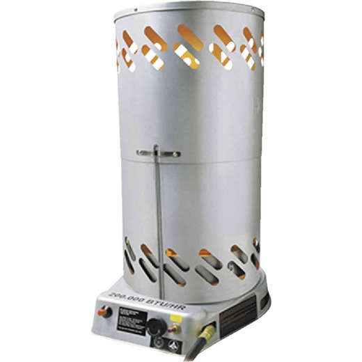 MR. HEATER 200,000 BTU Convection Propane Heater