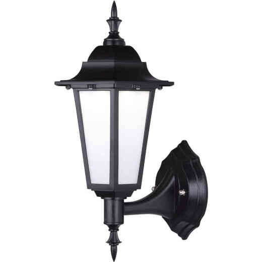 Canarm Black 15 In. LED Outdoor Wall Fixture