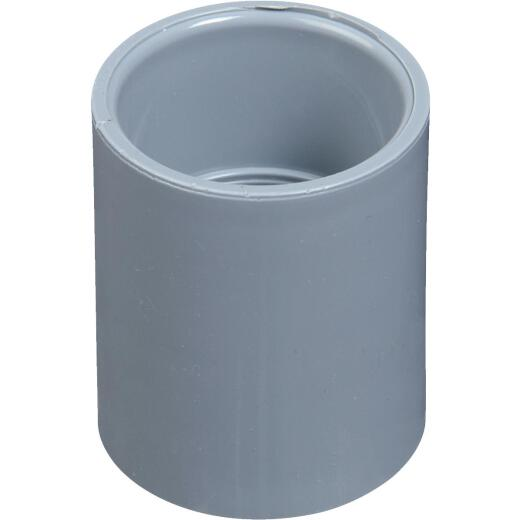 Carlon PVC 1/2 In. Socket Conduit Coupling