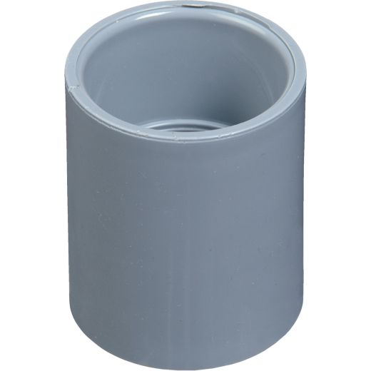 Carlon PVC 1-1/2 In. Socket Conduit Coupling