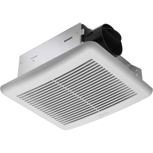 Delta BreezSlim 50 CFM 1.0-Sone 120V Bath Exhaust Fan