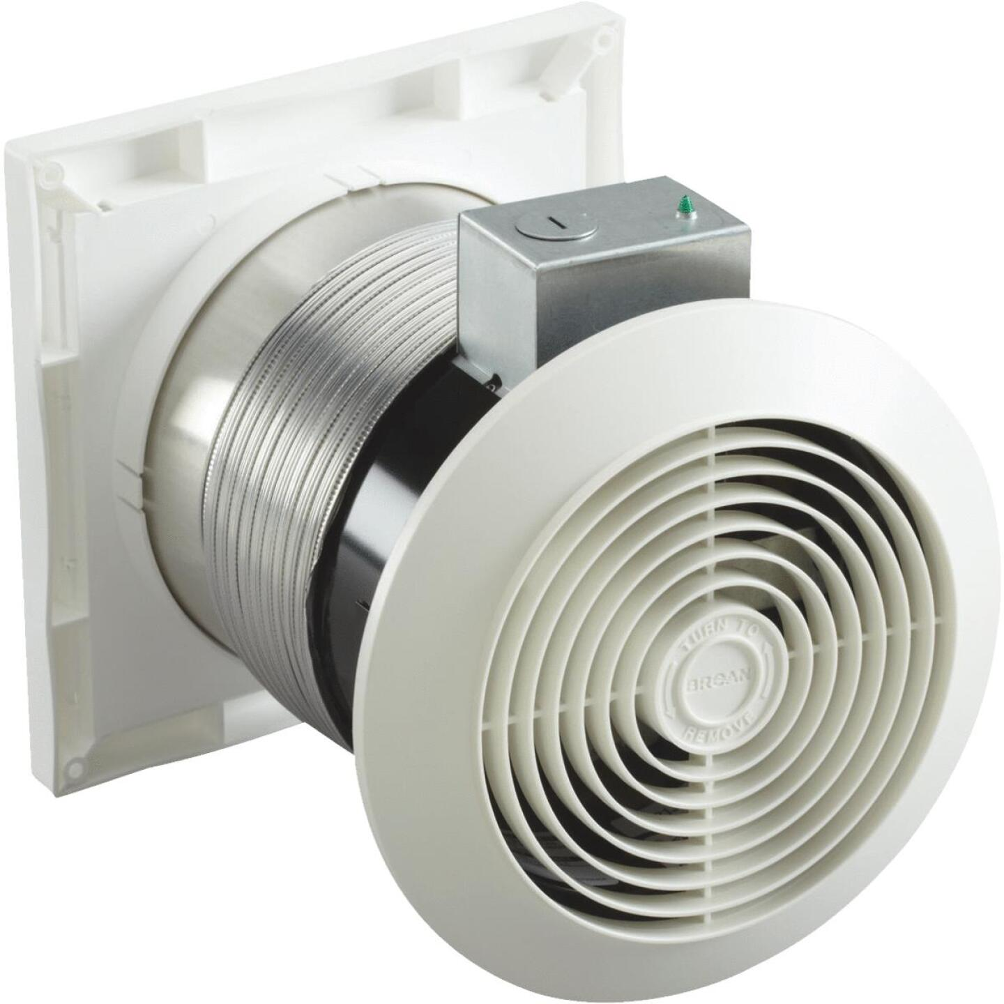 Broan 70 CFM 65 Sq. Ft. Coverage Area 3.5 Sones Wall Ventilator Image 1
