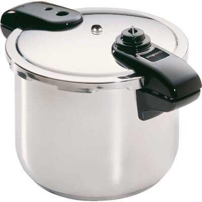 Presto 8 Qt. Stainless Steel Pressure Cooker