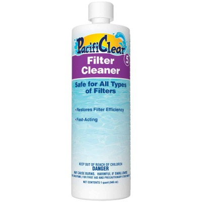 PacifiClear 1 Qt. Liquid Filter Cleaner
