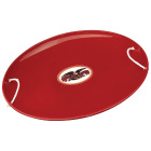 Flexible Flyer 26 In. Steel Saucer Sled Image 1